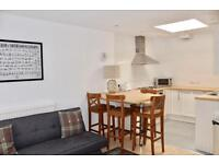 Superb studio flat for rental in the heart of the West End