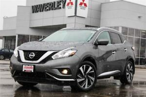 2016 Nissan Murano Platinum Edition | TECH PACKAGE | Heated/ Coo