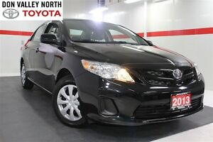 2013 Toyota Corolla CE Btooth Heated Front Seats Pwr Wndws Mirrs