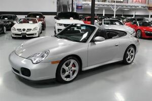 2004 Porsche 911 Carrera 4S CABRIOLET | LOCAL ONTARIO CAR
