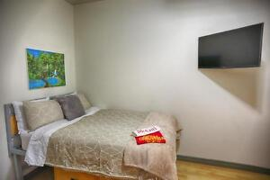 2 Bed (4 1/2) Furnished Apts in Downtown MTL for 1-mnt rentals!