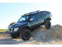 Nissan Navara D40 Baja Pre-runner - NEW CHASSIS - Monster Truck Pickup