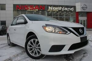 2016 Nissan Sentra 1.8/SV/Alloys/Sunroof/LOW KM's/Drive Modes