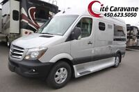 2015 Pleasure-Way Accent Mercedes turbo diesel Sprinter Classe B