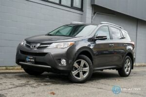 2015 Toyota RAV4 XLE! Only 46000kms! Local! No Accidents!