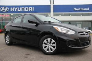 2015 Hyundai Accent Bluetooth/Heated Seats/AUX/USB