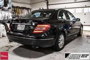 2012 Mercedes-Benz C-Class C250 4MATIC! Kingston Kingston Area image 3