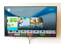 43inch Smart Sony 3D TV/Sound-bar