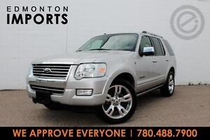 2008 Ford EXPLORER LIMITED | 4X4 | CERTIFIED | DVD ONLY 127 KMS