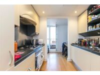 STUNNING 2 BED 2 BATH LUXURY FLAT WITH BALCONY, CONCIERGE, PARKING, RIVER VIEWS IN WEST CIRCUS E14