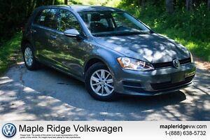 2017 Volkswagen Golf 1.8 TSI Trendline