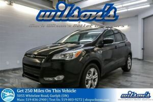2014 Ford Escape SE 4X4 SUV! REAR CAMERA! POWER SEAT! SYNC BLUET