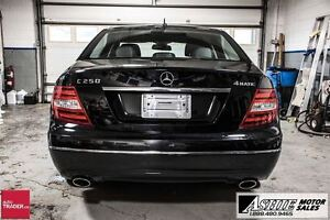 2012 Mercedes-Benz C-Class C250 4MATIC! Kingston Kingston Area image 4