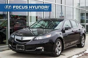 2012 Acura TL SH AWD at