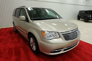 2016 Chrysler Town & Country Touring-L, CUIR, CAMERA DE RECUL
