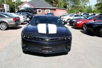 2014 Chevrolet Camaro 2LT CERTIFIED & E-TESTED! LETHER+SUNROOF+A