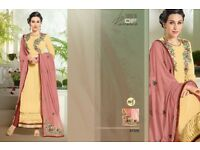 Asian Indian suits and designer dresses