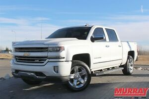 2016 Chevrolet Silverado 1500 LTZ* 4x4* LOW KMS*