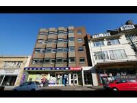 Studio flat in Hill House, Bournemouth, BH1