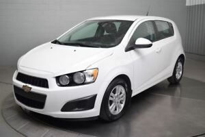 2012 Chevrolet Sonic HATCH A\C MAGS
