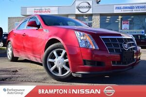2008 Cadillac CTS 3.6L *Leather,Memory seating,Heated seats*