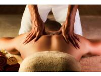Male Massage £35