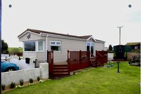 Private Sale, Fully Furnished Atlas Corus Home on South Wales Residential Park Home Development.