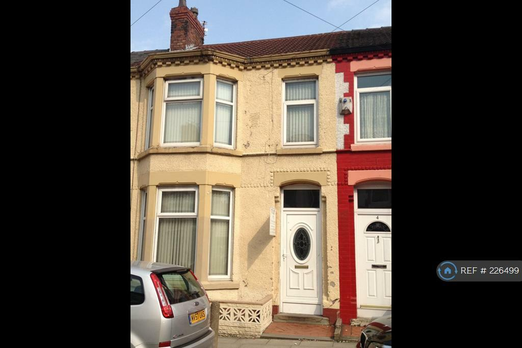 3 bedroom house in Woodhall Road, Liverpool, L13 (3 bed)
