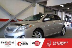 2009 Toyota Corolla LE*AUTOMATIQUE*GR.ÉLECTRIQUE*A/C*
