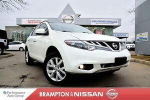 2011 Nissan Murano SL *Heated seats|Rear view monitor|Bluetooth*