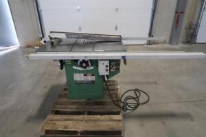 GENERAL INTERNATIONAL 50-450M1 Table Saw