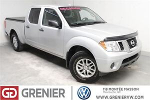 2014 Nissan Frontier SV+CREW CAB+4X4+V6