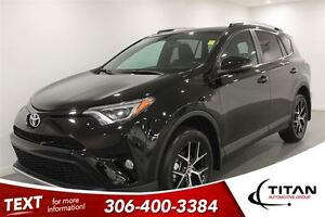 2016 Toyota RAV4 SE|AWD|Auto|Loaded|10748 Kms!!