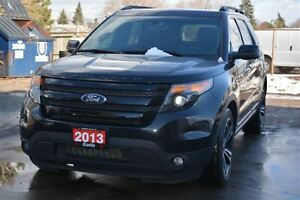 2013 Ford Explorer Sport/REPLACED FRONT/REAR PADS AND ROTORS