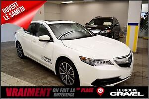 2016 Acura TLX Tech GPS CAMERA BLUETOOTH CUIR TOIT OUVRANT