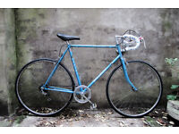 PROPHETE SPRINT, vintage racer racing road bike, 23.5 inch, 5 speed