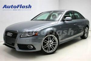 2011 Audi A4 2.0L Turbo  Premium S-Line *  M6 * Extra Clean! *