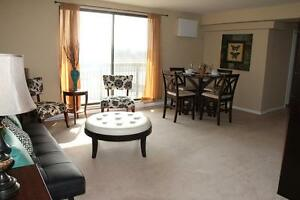 Windsor 2 Bedroom Apartment for Rent: Downtown, gym, pool, sauna