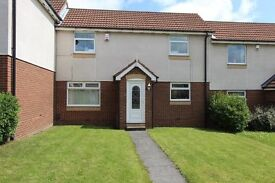 modern 2 bedroom house for rent downhill sunderland