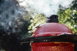 Premium Quality Ceramic Grill – Kamado Joe Smokers @ the LOWEST prices! The new high standard for craftsmanship