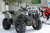 2012 Yamaha Grizzly 550 EPS