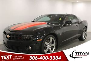 2011 Chevrolet Camaro 6 Spd Manual|Heated Leather|Sunroof|PST Pa