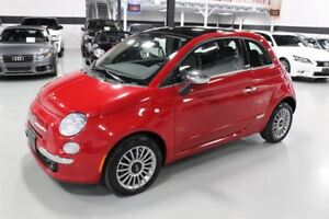 2013 Fiat 500 Lounge | 1-Owner | Local Car