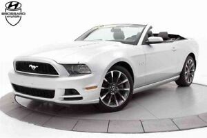 2013 Ford Mustang GT 5.0L CUIR Convertible