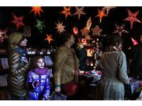 Salesperson for German Christmas market in Nottingham