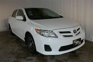 2013 Toyota Corolla CE CONVENIENCE, 5 SPEED