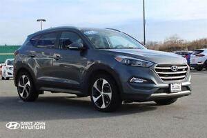 2016 Hyundai Tucson Premium! TURBO! ALL WHEEL DRIVE! WARRANTY!