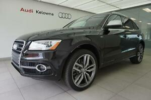 2014 Audi SQ5 3.0T TECHNIK