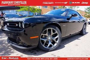 2016 Dodge Challenger R/T| SUPER TRACK PACK| BRAND NEW | NAVI|