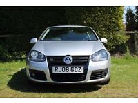 VW-Golf GT TDI 170 Leather Heated Seats, Cruise Control, AUX